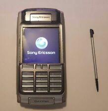 Sony Ericsson P910i - Ambient silver (Unlocked) Smartphone