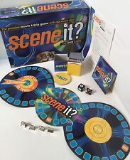 SCENE IT? - DVD Board Game - Original - The Premire Movie Trivia Game - Like New