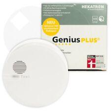 Hekatron Genius Plus Rauchwarnmelder  incl. Klebepad 4er Pack
