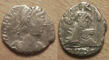 Afrique, Vandales, Silique au nom d'Honorius, 450 ap. J-C, Rare !!