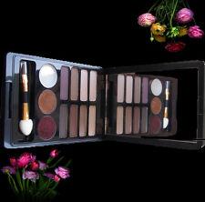 Estee Lauder Pure Color 8 Eyeshadow 3 Color Lip Gloss Palette Plum Devine New