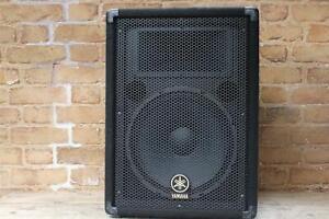 "Yamaha BR12 500-Watt 2-Way 12"" Passive Loudspeaker"