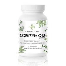 Coenzym VEGAN Q10 hochdosiert 200mg a 2 Kapseln 120 Kapseln für 4 Monate Vegan