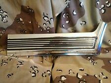 1967 67 NOS Ford Galaxie 500 XL RH Front rear Fender Moulding OEM FoMoCo