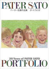 Peter Sato Works Portfolio Art Collection Book