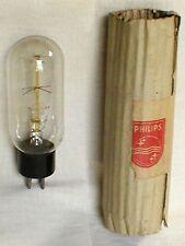 NOS 4 PIN type 1941 tube ( VOLTAGE REGULATOR PHILLIPS VALVE)