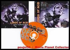 """LORDS OF ACID """"Lover/Let's Get High"""" (CD Single) 1999"""