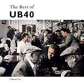 UB40 ~ Best of , Vol. 1 CD Album