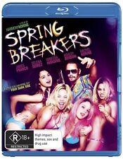 *New & Sealed*  Spring Breakers (Blu-ray, 2013) James Franco. Region B Australia