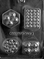 M170 4 Shape Massage Soap Bar Mold