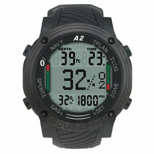 SCUBAPRO A2 COMPUTER/WATCH, NEW WITH FULL USA MANUFACTURER'S WARRANTY!
