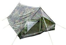 Flecktarn Camo Minipack Camping Festival Outdoor Nylon 2 Men Tent