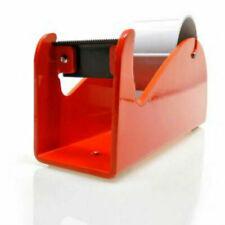 Massiver Tischabroller Rot Klebeband Abroller für 50mm Breite Rollen 76er Kern