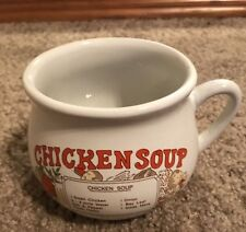 recipe soup mugs in Collectables | eBay