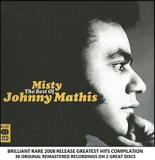 Johnny Mathis - Very Best Greatest Hits Collection RARE 2008 2CD Easy Listening
