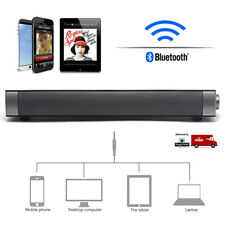 New Bluetooth Wireless TV Soundbar Speaker Sound Bar Home Theater Subwoofer USB