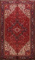 Vintage Hand-knotted Traditional Geometric Area Rug Home Decor Oriental 8'x11'