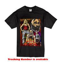 The Devils Rejects captain spaulding Movie Gildan T-Shirt Size S-2XL Black Color