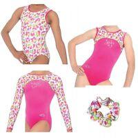 d77b576ac Children Dance Gear Printed Kirstie One shoulder   Long sleeved ...