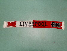 Liverpool Pride Of Merseyside Football Supporters Scarf