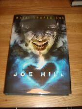 """JOE HILL """"HEART SHAPED BOX"""" SUB PRESS SIGNED LTD 1/300"""