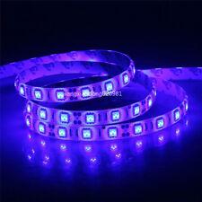 5M 5050 LED Strip Plant Grow Light Blue color for Aquarium Greenhouse Hydroponic