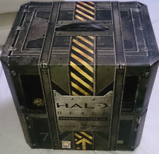 Halo Reach Legendary Edition Statue with box
