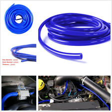 Autos DIY 16.4ft 5M Blue 6mm ID 10mm OD Silicone Vacuum Tube Hose Pipe Universal