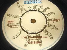 """OSIBISA - THE WARRIOR     7"""" VINYL"""