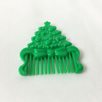 Vintage G1 My Little Pony Accessories Merry Treats Christmas Tree Comb