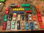 VINTAGE 60/70S MIXED LOT OF PLASTIC CARS MADE IN ITALY INGAP Lido, Ect. Rare