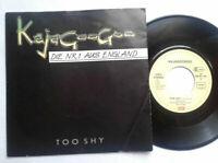 "Kajagoogoo / Too Shy 7"" Vinyl Single 1982 mit Schutzhülle"