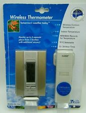 La Crosse Technology Wireless Thermometer with Sensor WS-7013BZ-IT-CBP