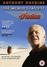 The Worlds Fastest Indian Anthony Hopkins, Saginaw Grant, NEW & SEALED UK R2 DVD