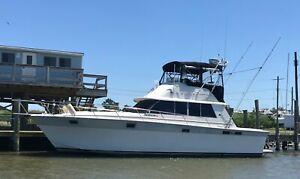 1988 Silverton Convertible 37' Cabin Cruiser - Delaware