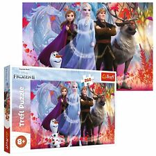 Trefl 260 Piece Kids Large Disney Frozen 2 In Search Of Adventures Jigsaw Puzzle