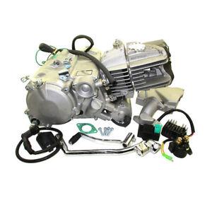 190cc Daytona 4-Valve Electric Start Anima 190FE Engine For Dirt Pit Bike ATV