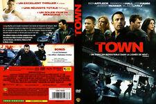 "DVD THRILLER : THE TOWN - AVEC BEN AFFLECK - "" UN SOLIDE FILM DE BRAQUAGE """