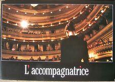 L'ACCOMPAGNATRICE - Romane Bohringer / C.Miller - DOSSIER PRESSE D'ÉPOQUE (1992)