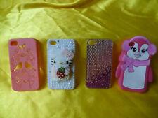 5 Handy Schutzhüllen für iPhone 4  siehe Bilder