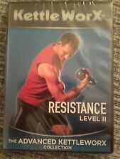 Kettle Worx Resistance Level 2 DVD The Advanced Kettleworx Collection. BRAND NEW