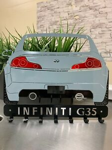 Infiniti G35 Metal Keychain Holder