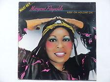 """MAXI 12"""" margaret reynolds kEEP ON HOLDIN ON 722709"""