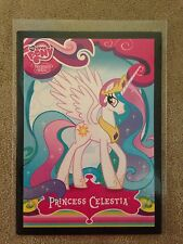 My Little Pony MLP Princess Celestia Trading Card #8 2012