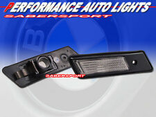 95-96 BMW E36 318 325 328 M3 CLEAR SIDE MARKERS LIGHTS FREE DOMESTIC SHIPPING