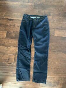 Roland Sands Design RSD Tech Denim Jeans Size  36 with armor