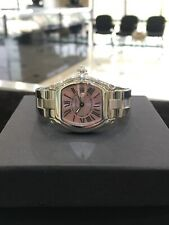 Cartier Stainless Steel Roadster Ladies Quartz Watch