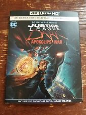 Justice League Dark: Apokolips War (Blu-ray + Dvd, 2020, 2-Disc Set)
