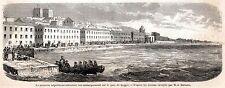 Reggio Calabria: la Guarnigione Borbonica si imbarca. Spedizione dei Mille. 1860
