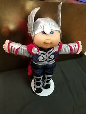 Marvel Cabbage Patch Kids Thor PROTOTYPE JAKKS